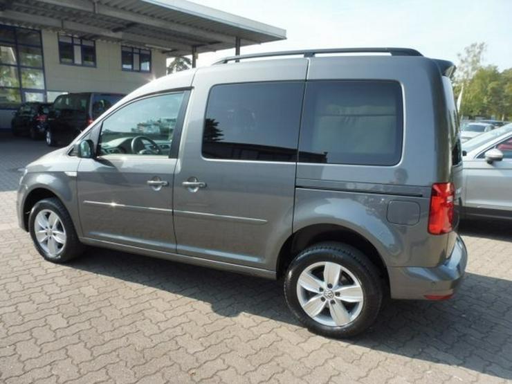 Bild 3: VW Caddy COMFORTLINE 2.0 TDI *4-MOT* KAM/NAVI/ACC