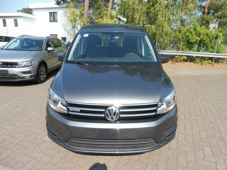 Bild 2: VW Caddy COMFORTLINE 2.0 TDI *4-MOT* KAM/NAVI/ACC
