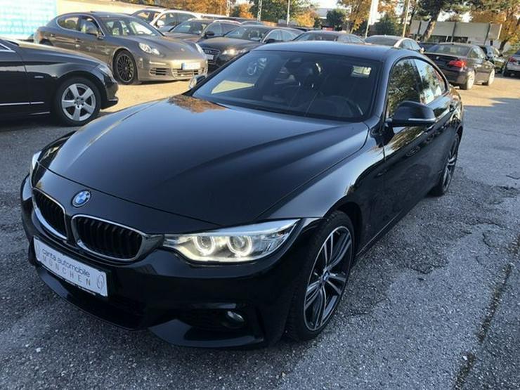 BMW 435 Gran Coupe d xDrive M Sportpaket HUD KAMERA - Autos - Bild 1