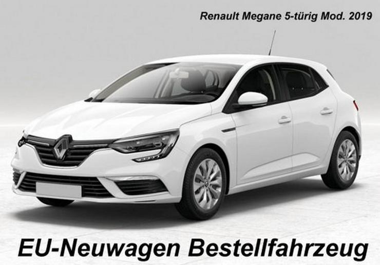 Renault Megane Mod. 2019 1.3 LIFE TCe PF NEU-Bestellfahrzeug inkl. Anlieferung (D)