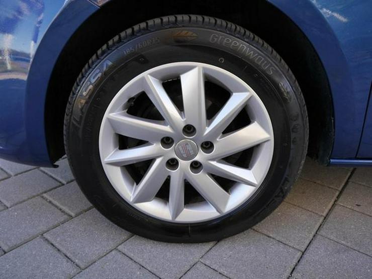 Bild 3: SEAT Ibiza 1.2 16V STYLE * TEMPOMAT * KLIMAAUTOMATIK * CD * BORDCOMPUTER * LM-FELGEN 15 ZOLL