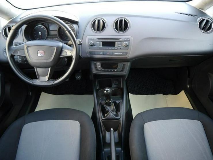 Bild 6: SEAT Ibiza 1.2 16V STYLE * TEMPOMAT * KLIMAAUTOMATIK * CD * BORDCOMPUTER * LM-FELGEN 15 ZOLL