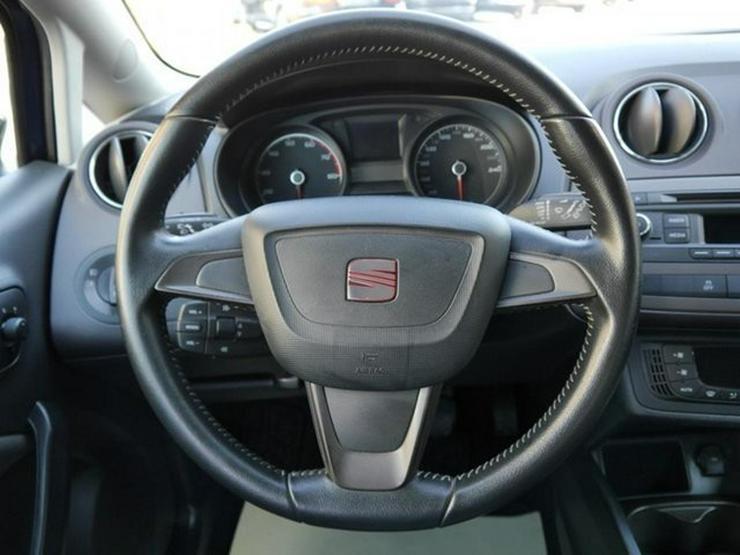 Bild 8: SEAT Ibiza 1.2 16V STYLE * TEMPOMAT * KLIMAAUTOMATIK * CD * BORDCOMPUTER * LM-FELGEN 15 ZOLL
