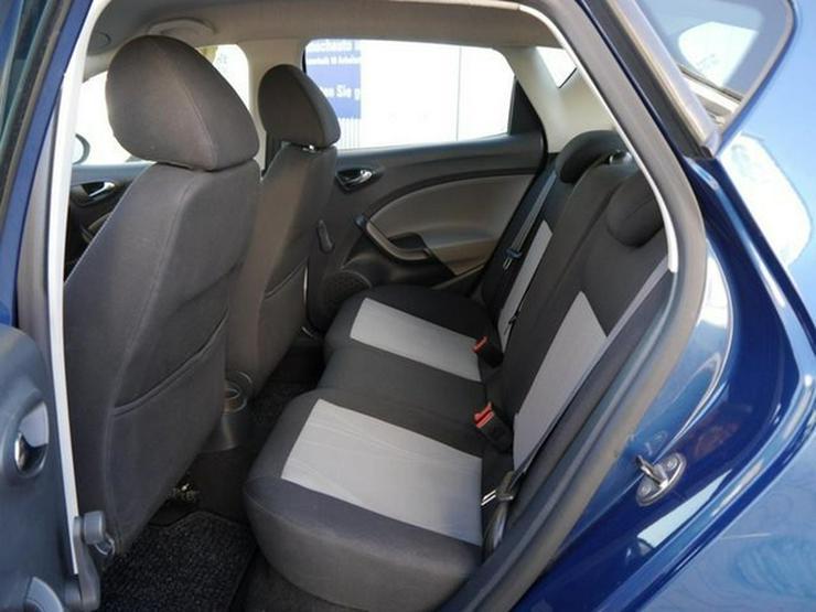 Bild 7: SEAT Ibiza 1.2 16V STYLE * TEMPOMAT * KLIMAAUTOMATIK * CD * BORDCOMPUTER * LM-FELGEN 15 ZOLL