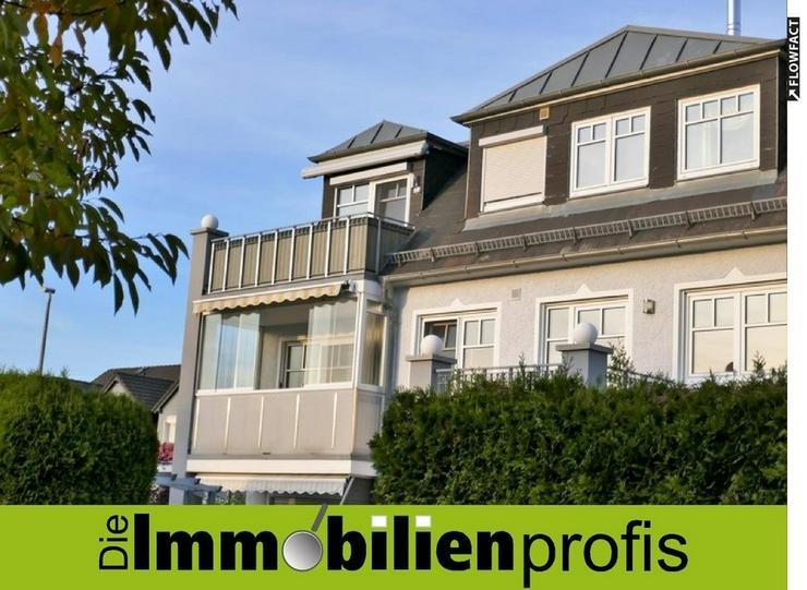Schöne 3 Zimmer-Eigentumswohnung mit Balkon und Garage in Rehau
