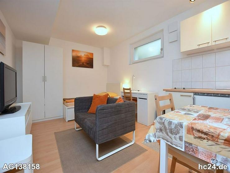 Modern möblierte Wohnung in Stuttgart Zuffenhausen - Bild 1