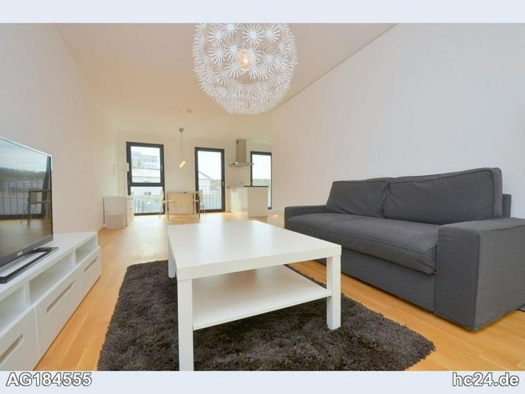 Möblierte 3 Zimmer Wohnung in Mainz Neustadt