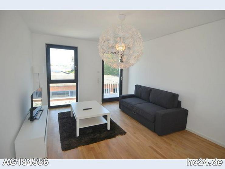 Möblierte 3-Zimmer Wohnung mit Balkon in der Mainzer Neustadt