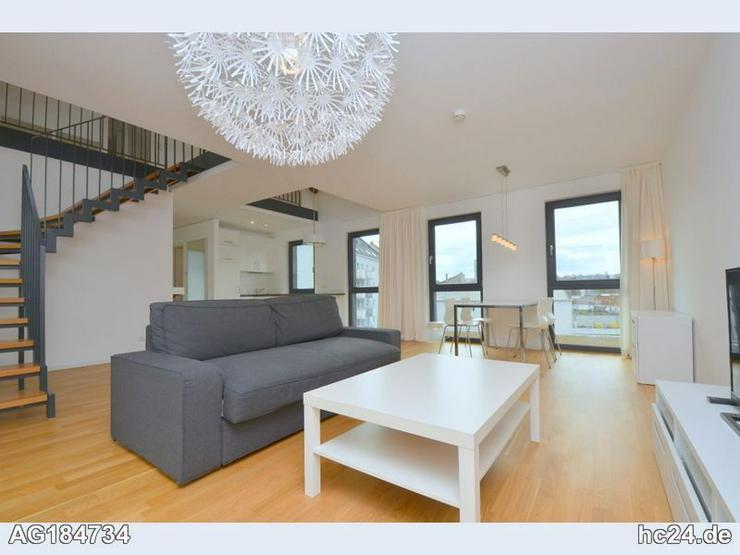 Möblierte 3-Zimmer-Wohnung in Mainz Neustadt