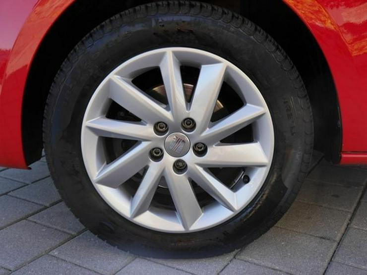 Bild 3: SEAT Ibiza 1.4 16V STYLE SALSA * NAVI * PDC * WINTERPAKET * SITZHEIZUNG * LM-FELGEN 15 ZOLL
