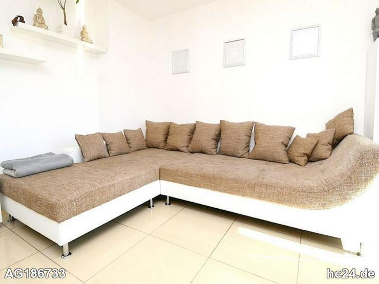 Möblierte 2-Zimmer Wohnung mit Internet, Waschmaschine und Balkon und in Wiesbaden