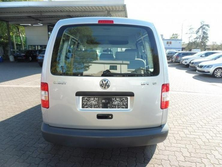 Bild 4: VW Caddy Life 1.6 + 7-SITZE/NAVI/KLIMA