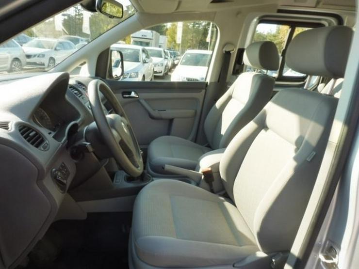 Bild 6: VW Caddy Life 1.6 + 7-SITZE/NAVI/KLIMA