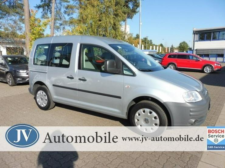 VW Caddy Life 1.6 + 7-SITZE/NAVI/KLIMA