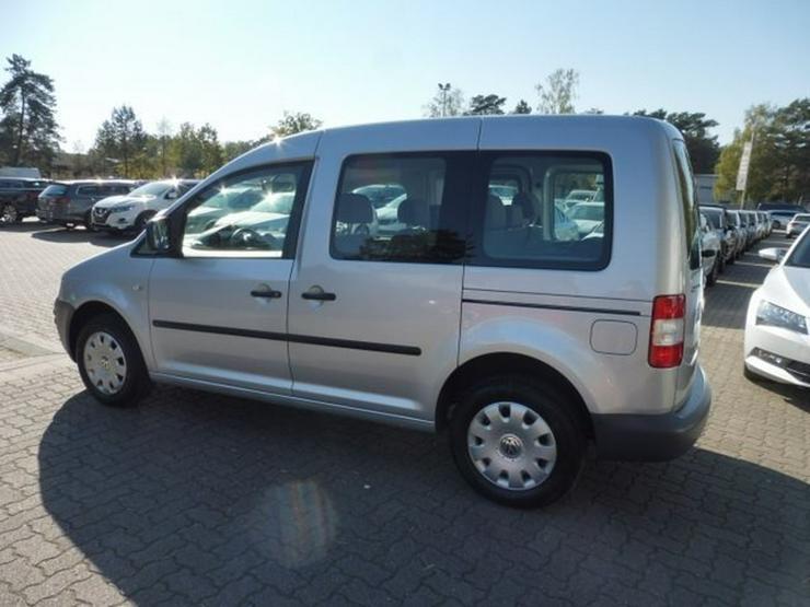 Bild 3: VW Caddy Life 1.6 + 7-SITZE/NAVI/KLIMA
