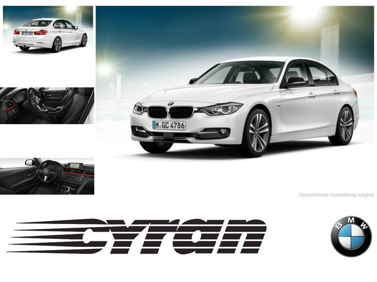 BMW 320d Sport Line Innovationsp. Aut. Navi Business