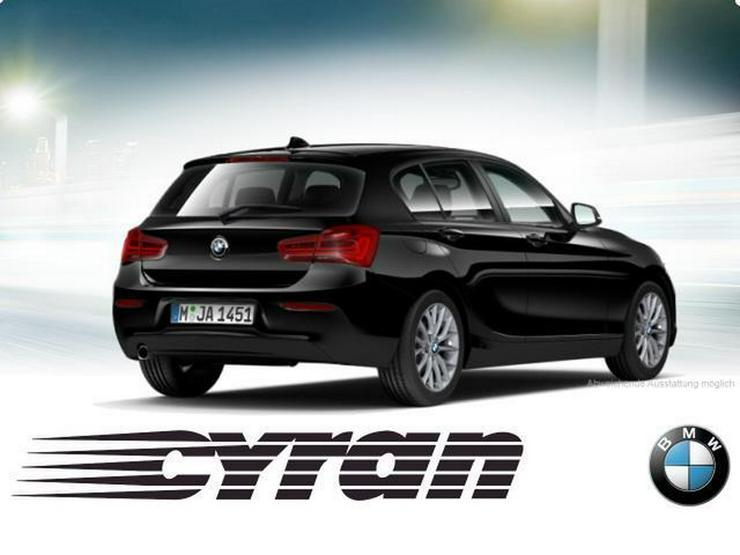 Bild 3: BMW 118i Advantage Navi Business Glasdach 17''LM PDC