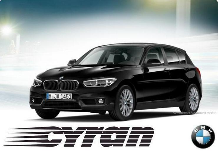 Bild 2: BMW 118i Advantage Navi Business Glasdach 17''LM PDC