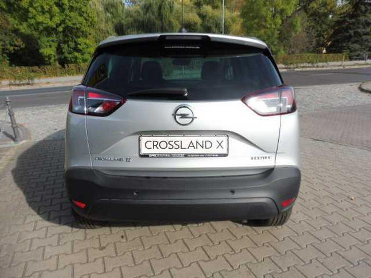 Bild 5: OPEL Crossland X 1.2 'Edition' beh. Frontscheibe Parkpilot