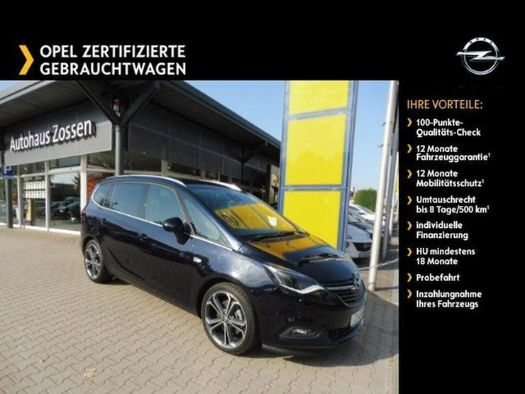 OPEL Zafira 'Innovation' 1.6 AZV Front-/Rückfahrkamera