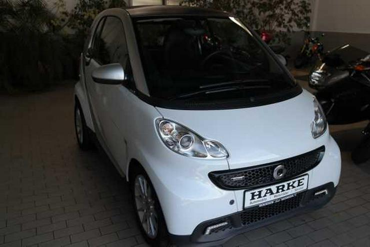Bild 3: SMART smart fortwo coupe softouch pure micro hybrid drive *dazu Wi´räder*