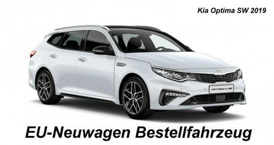 Kia Optima SW Mod. 2019 1.6 T-GDi GT-Line + DCT-7 NEU-Bestellfahrzeug inkl. Anlieferung (D)