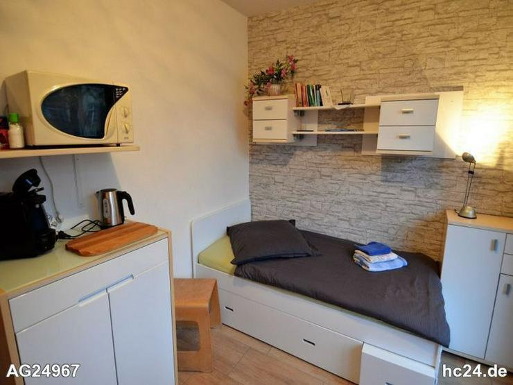 * Single-Apartment möbliert in der City