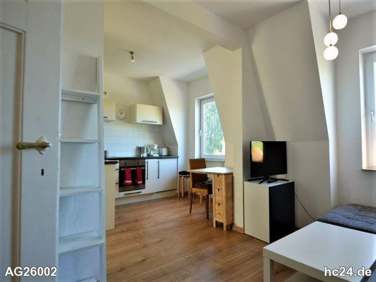 * möblierte 2-Zimmer Wohnung in Augsburg Göggingen