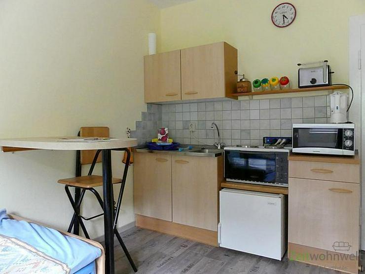 (EF0237_M) Meiningen: Meiningen, möbliertes Mini-Apartment mit eigenem Bad, TV, WLAN, PKW...
