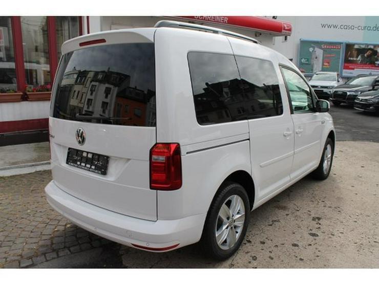 Bild 4: VW Caddy Comfortline 1,4 TSi DSG PDC Klima SOFORT !!