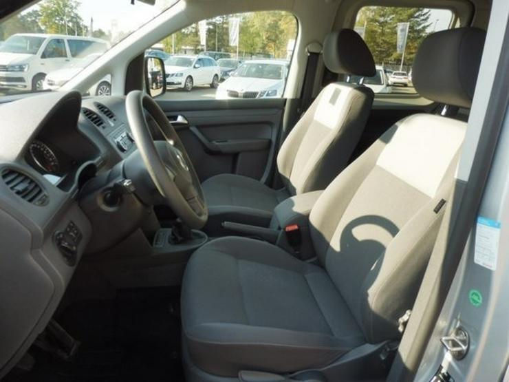Bild 6: VW Caddy TREND 1.6 TDI BM/PDC/SHZ/NAVI/STHZ/FLÜGEL