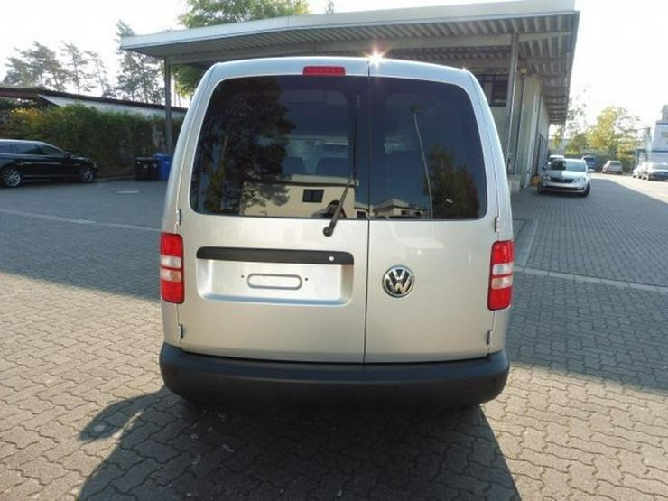 Bild 4: VW Caddy TREND 1.6 TDI BM/PDC/SHZ/NAVI/STHZ/FLÜGEL