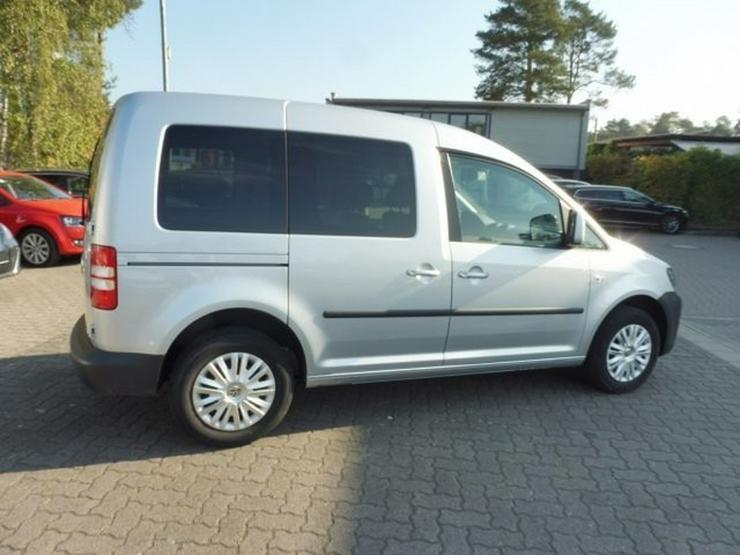 Bild 5: VW Caddy TREND 1.6 TDI BM/PDC/SHZ/NAVI/STHZ/FLÜGEL