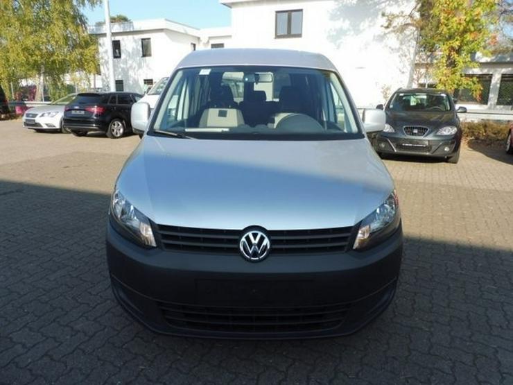 Bild 2: VW Caddy TREND 1.6 TDI BM/PDC/SHZ/NAVI/STHZ/FLÜGEL