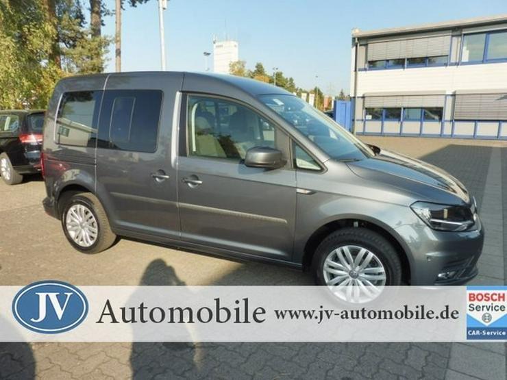 VW Caddy *BEACH*2.0 TDI/NAVI/SHZ/PARKASSIST/150 PS - Caddy - Bild 1