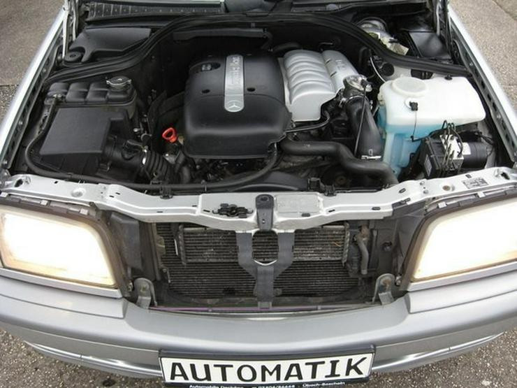Bild 4: MERCEDES-BENZ  T-Modell C 200 T CDI Esprit AUTOMATIK