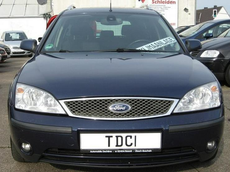 Bild 3: FORD Mondeo Ford Turnier 2,2 TDCi Ghia (Luxus)-Ausstattung