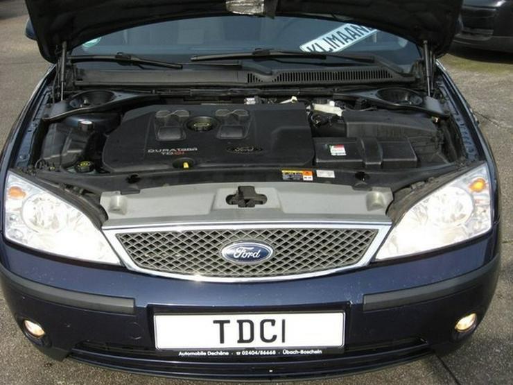 Bild 4: FORD Mondeo Ford Turnier 2,2 TDCi Ghia (Luxus)-Ausstattung