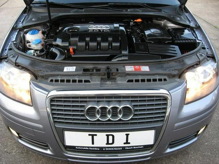"Bild 4: AUDI A3 Sportback 2.0 TDI Attraction, Klima, 17""-Alus"