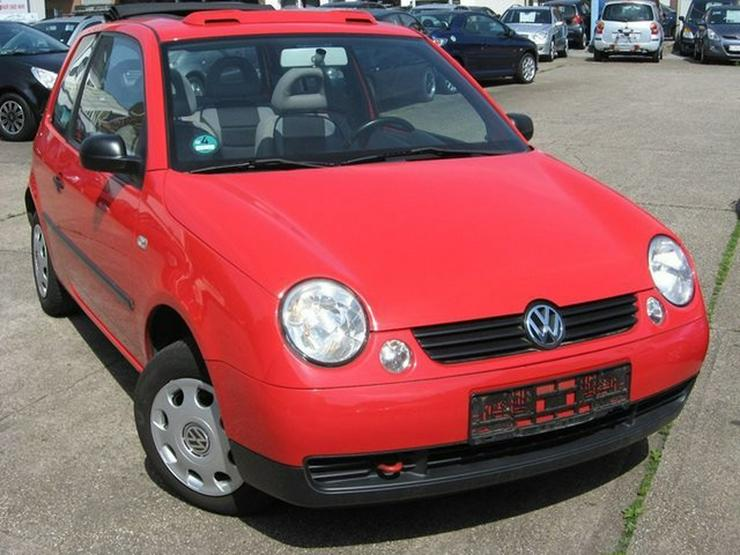 Bild 5: VW Lupo 1,4 MPi Open Air (Faltverdeck), Servo