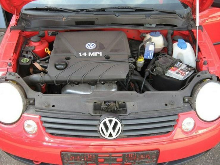 Bild 4: VW Lupo 1,4 MPi Open Air (Faltverdeck), Servo