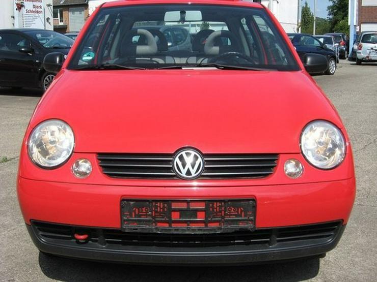 Bild 3: VW Lupo 1,4 MPi Open Air (Faltverdeck), Servo