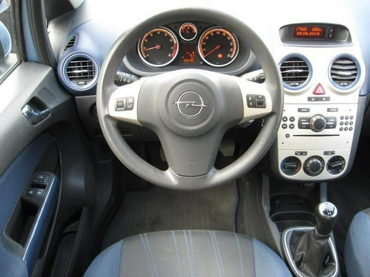 Bild 12: OPEL Corsa D 1,2 Twinport Innovation 5-Türer, Klima