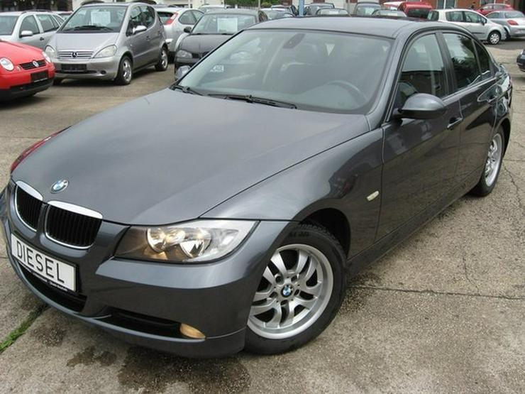 Bild 4: BMW 318 Lim. d Klimaautomatik, AHK