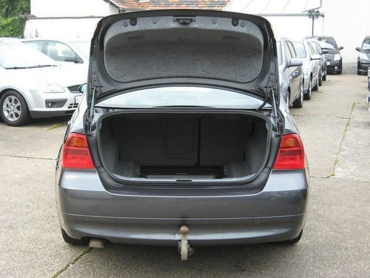 Bild 6: BMW 318 Lim. d Klimaautomatik, AHK
