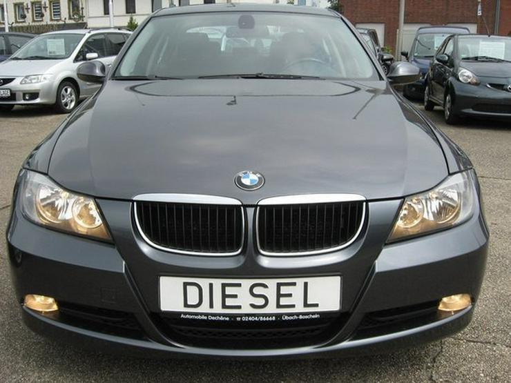 Bild 3: BMW 318 Lim. d Klimaautomatik, AHK