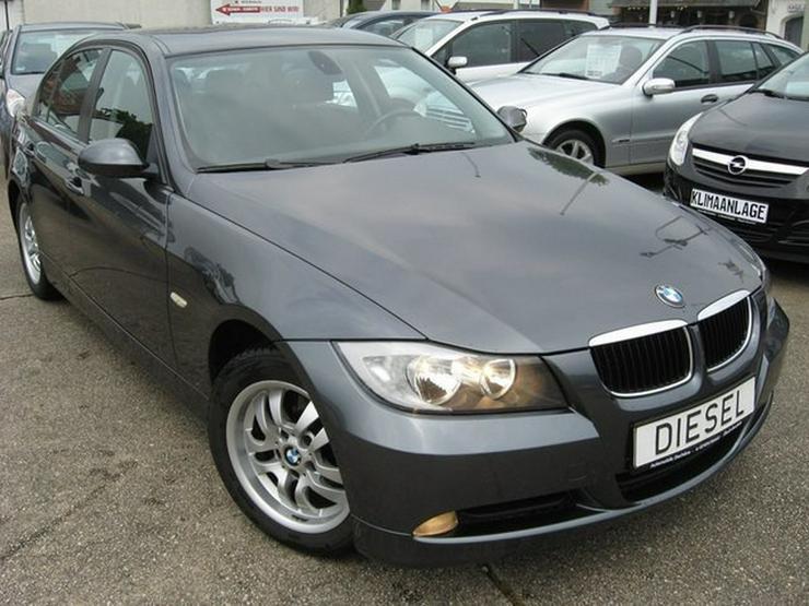 Bild 2: BMW 318 Lim. d Klimaautomatik, AHK