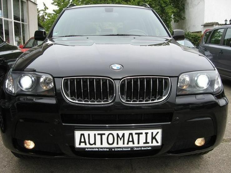 Bild 3: BMW X3 BMW 3.0d Sport M-Paket, Panorama, Leder, uva.