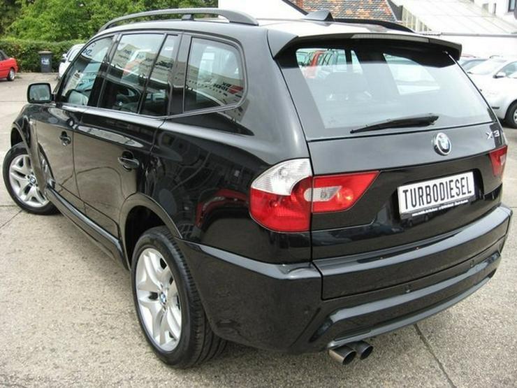 Bild 6: BMW X3 BMW 3.0d Sport M-Paket, Panorama, Leder, uva.