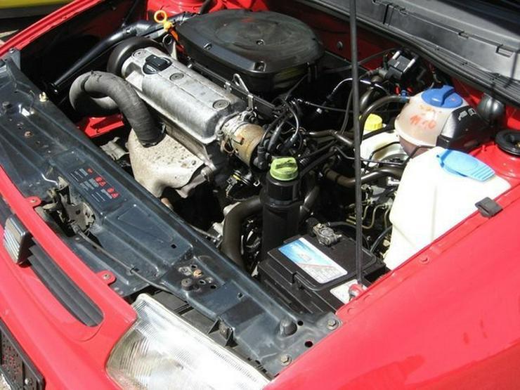 Bild 5: SEAT Ibiza 1,4i Sun, erst 112000 Kilometer